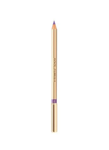 Dolce&Gabbana Dolce Gabbana Crayon Intense Eyeliner 14 Lilac Mor